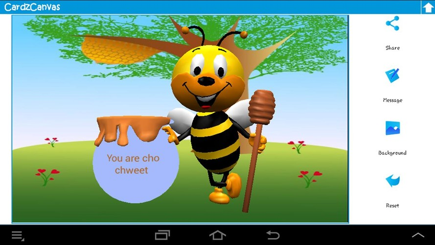3D Animated Greeting Cards screenshot 2