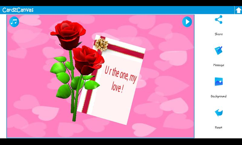 3D Animated Greeting Cards screenshot 5