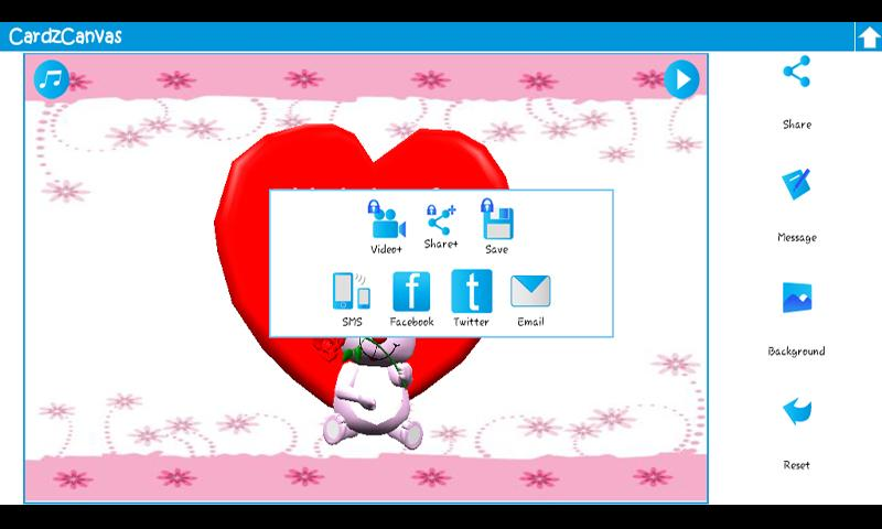 3D Animated Greeting Cards screenshot 7