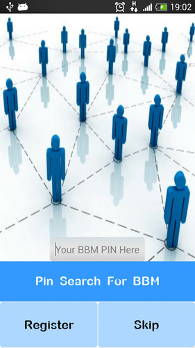 Free Pin Finder For BBM cell phone app
