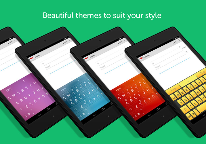 SwiftKey Keyboard + Emoji screenshot 9