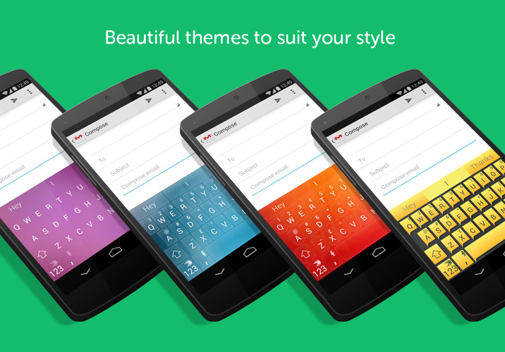 SwiftKey Keyboard + Emoji screenshot 14