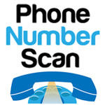 Phone Number Scanner