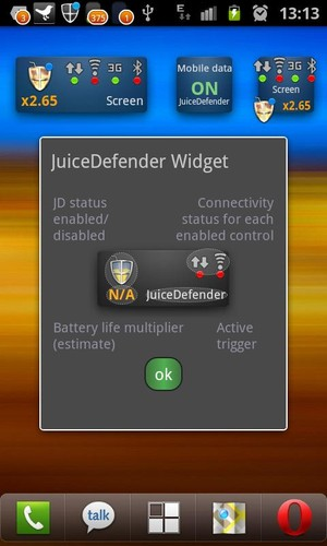 JuiceDefender - battery saver screenshot 5