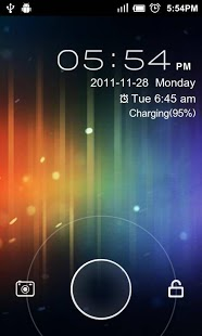 GO Locker ICS Theme screenshot 2