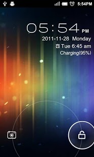 GO Locker ICS Theme screenshot 3