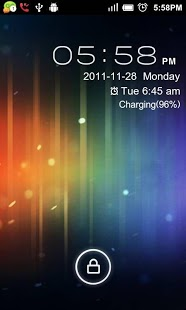 GO Locker ICS Theme screenshot 4