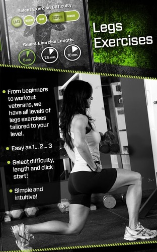 Free Legs Trainer FREE cell phone app