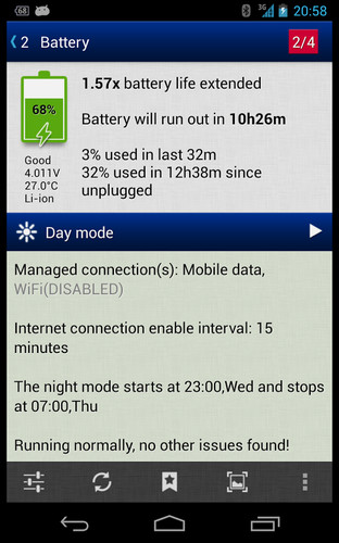 Free 2 Battery - Battery Saver cell phone app
