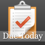 Due Today Tasks & To-do List