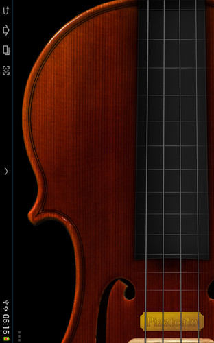 Violin screenshot 2