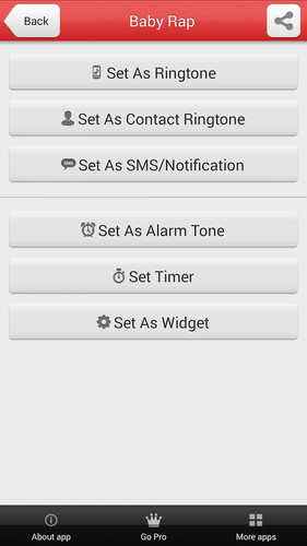 Best Ringtones Free screenshot 3