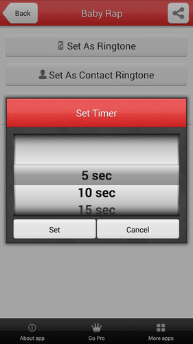 Best Ringtones Free screenshot 4