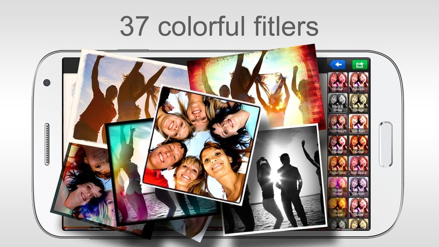 piZap - Photo Editor, Collages screenshot 17