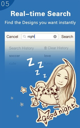 MomentCam screenshot 5