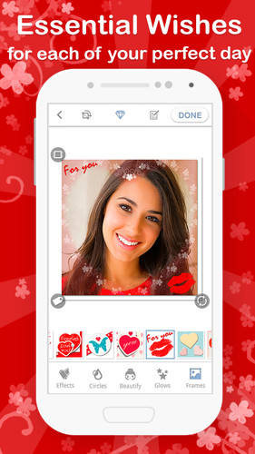 Free Photo Editor Effects Frames cell phone app