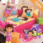 Dora The Toys Review