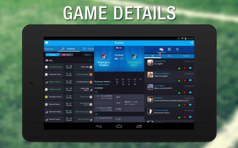 Live Sports Scores - 365Scores screenshot 3