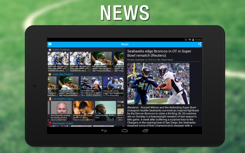 Live Sports Scores - 365Scores screenshot 4