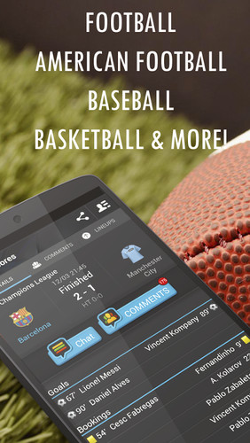 Live Sports Scores - 365Scores screenshot 12