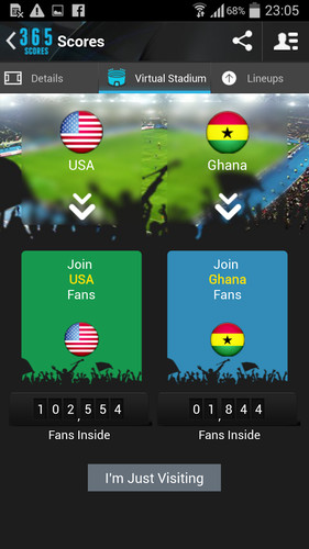 Live Sports Scores - 365Scores screenshot 15