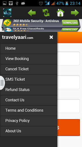 Bus Ticket Booking screenshot 3
