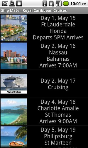 Free Ship Mate - Royal Caribbean cell phone app