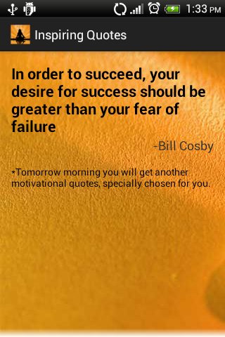 Daily Inspirational Quotes screenshot 5