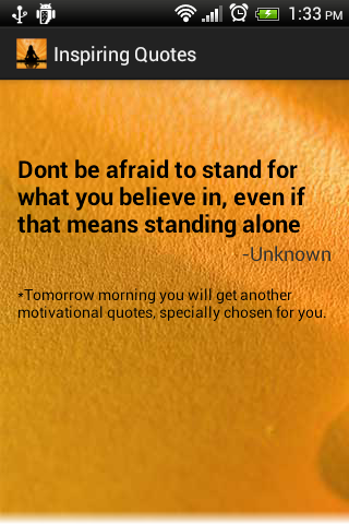 Daily Inspirational Quotes screenshot 6