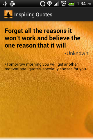 Daily Inspirational Quotes screenshot 7