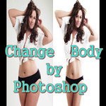 Change Body by Photoshop