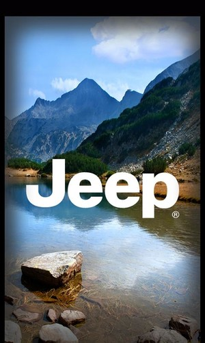 Free Jeep Vehicle Info cell phone app