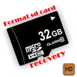 format sd card recovery