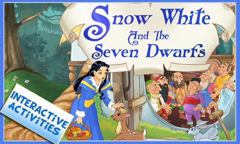 Free Snow White & the Seven Dwarfs cell phone app