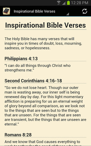 Best Bible Verses By Topic screenshot 3