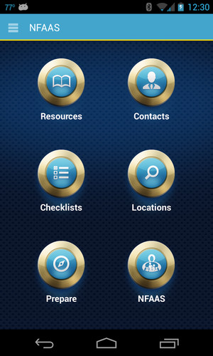 Free NFAAS cell phone app