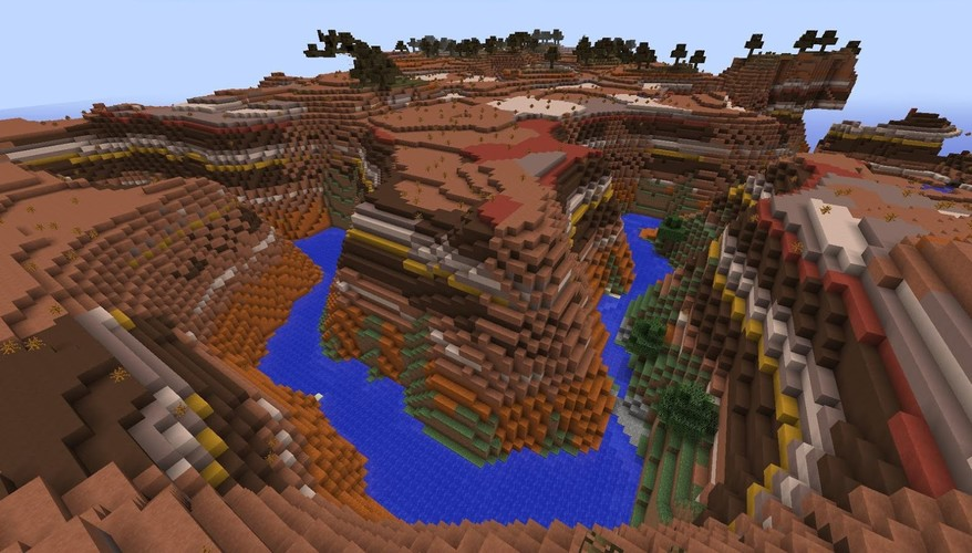 Seeds for Minecraft screenshot 4