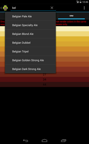 BJCP Beer Style Reference screenshot 3