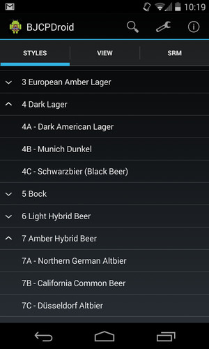 BJCP Beer Style Reference screenshot 6