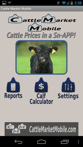 Free Cattle Market Mobile cell phone app