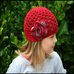 How To Crochet Hat Simple