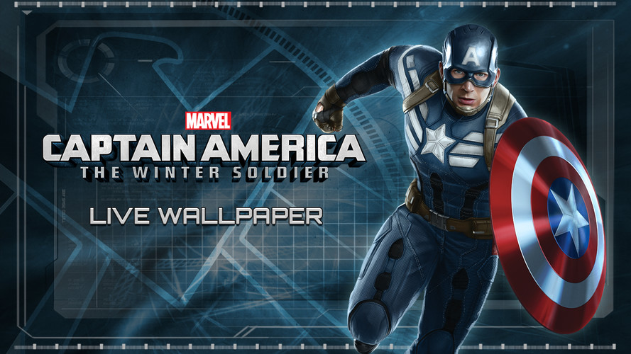 Captain America: TWS Live WP screenshot 11