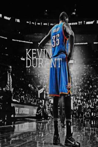 Free Kevin Durant Live Wallpaper cell phone app