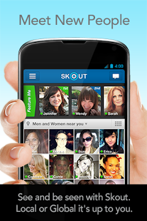 Free SKOUT+ - Meet, Chat, & Flirt cell phone app