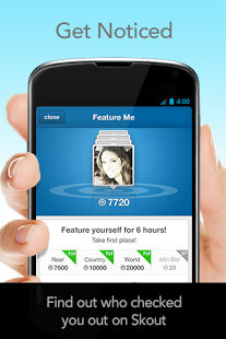SKOUT+ - Meet, Chat, & Flirt screenshot 4