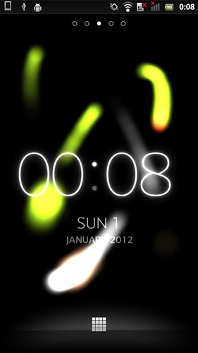 Free AmbientTime Live Wallpaper cell phone app