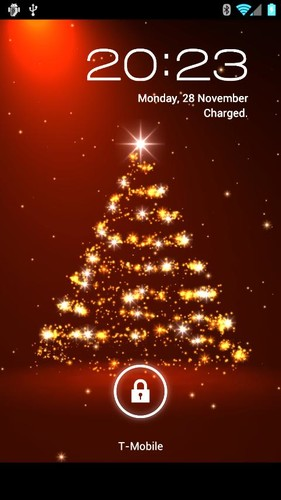 Christmas Live Wallpaper Free screenshot 7