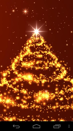 Christmas Live Wallpaper Free screenshot 8