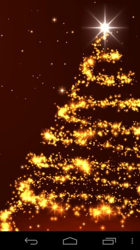 Christmas Live Wallpaper Free screenshot 9