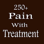 250+ pain with treatment